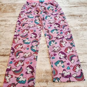 Girls Children's place Pajama Pants Size 10/12